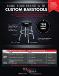 Ace Products Custom Barstools