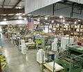 Manufacturing fabricating facility